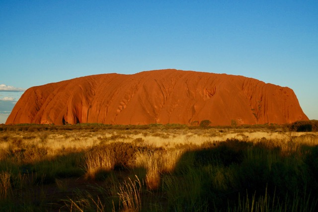 Uluru at sunset (5)