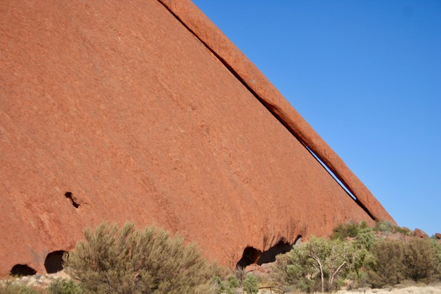 Uluru base walk (24)