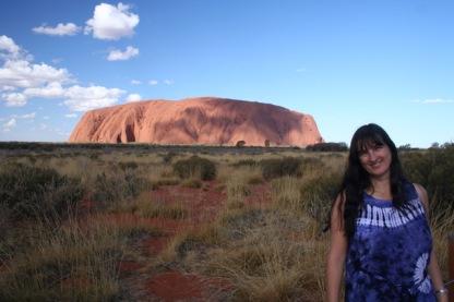 Uluru from afar (3)