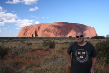 Uluru from afar (4)