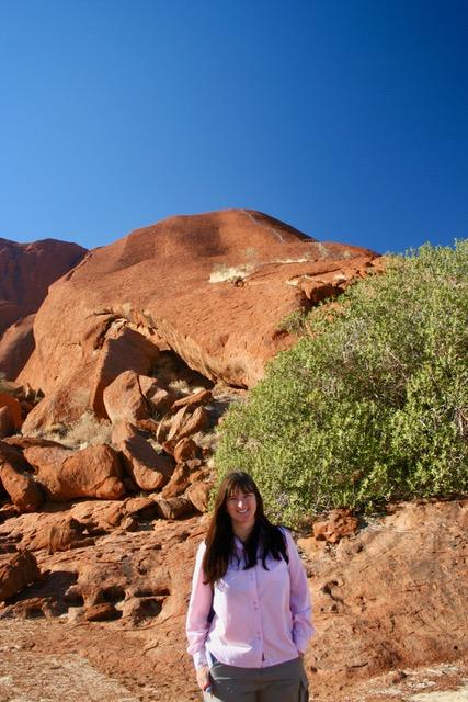 Uluru summit climb (2)