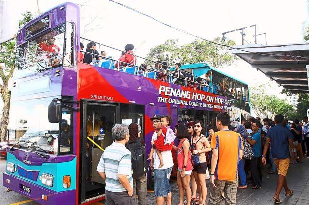 Penang bus