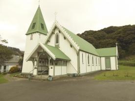 Akaroa church