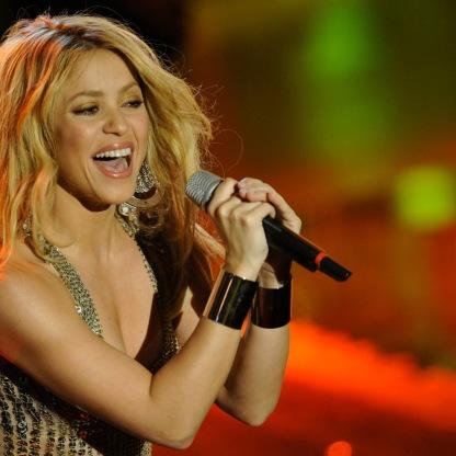 Shakira - Colombian superstar