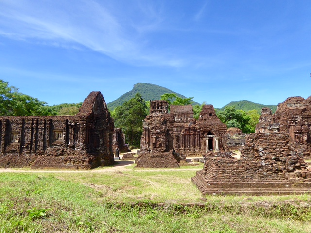The Cham Ruins of My Son
