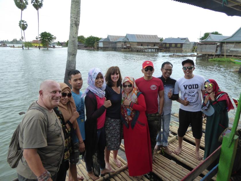 Sulawesi Lake Tempe