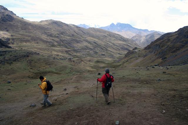 Lares to Ollantaytambo Trek (157)
