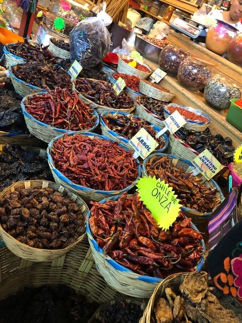 Oaxaca Self Guided Food Tour