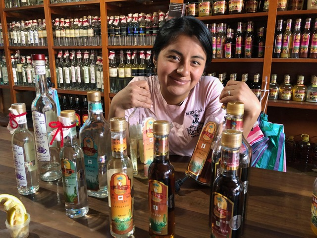 Day trip from Oaxaca - visit a Mezcal distillery