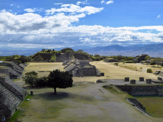 Monte Alban - Day trip from Oaxaca